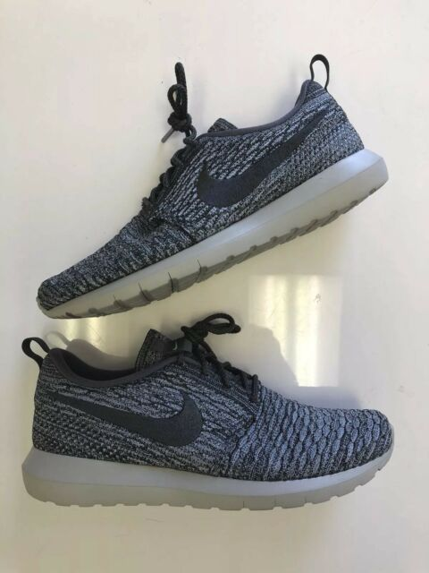 new style ee679 59a9b Frequently bought together. Men s Nike Flyknit Rosherun ...