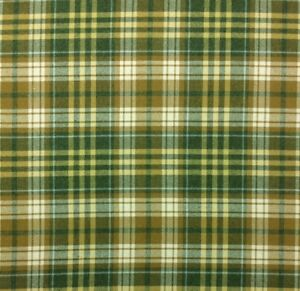 Special Tartan Plaid Forest Flannel Apparel Upholstery Fabric 8
