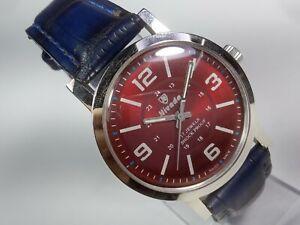 Vintage-Nivada-Mechanical-Hand-Winding-Movement-Mens-Wrist-Watch-C293