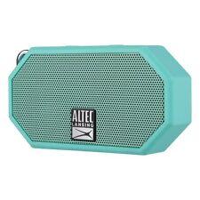 Altec Lansing IMW257-MNT-GRP Mini H2O Bluetooth Waterproof Speaker, Mint