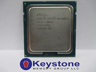 Intel Xeon E5-2403 v2 SR1AL 1.8GHz Quad Core LGA 1356 CPU Processor *km