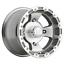Type 161 Bruiser Wheel~2007 Suzuki LT-A500F Vinson 500 4x4 Auto