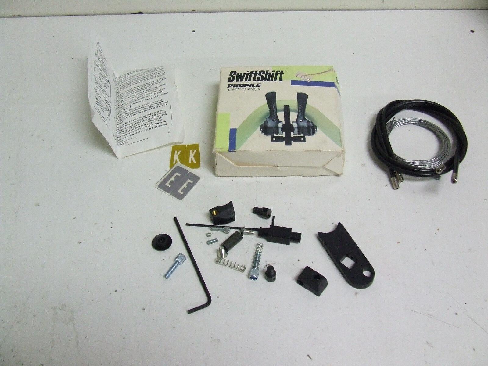 Profile Swiftshift shifter mount for aerobars