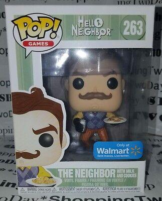 Pop Protector Funko Pop Hello Neighbor The Neighbor with Milk /& Cookies