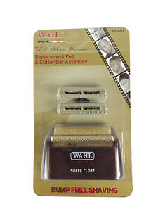 Wahl-Pro-Replacement-Foil-amp-Cutter-Bar-Assembly-for-5-Star-Shaver-7031-100-Parts