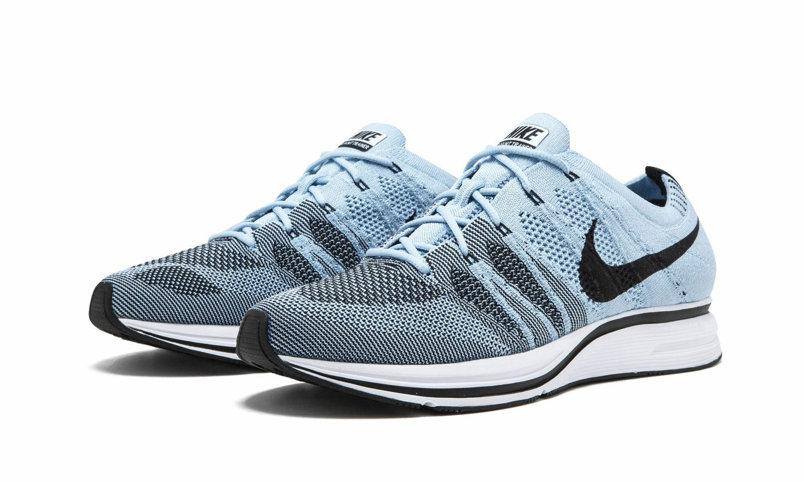 Nike nikelab flyknit allenatore blue scarpe wmns scarpe sz Uomo 9 wmns scarpe 10,5 ah8396-400 dbe0d3