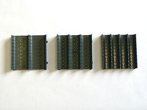 Muldenteile grau - Schubladeneinsatz - Einteilungsmaterial - Kompaktmulden
