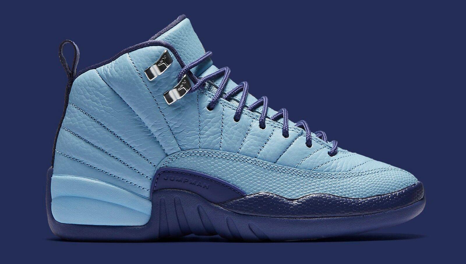 2018 Nike Air Jordan 12 XII Retro GG Purple Dust. Comfortable Casual wild