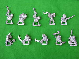 Multi-annonce, Warhammer, Orc Grand 'Uns, Mighty Champions