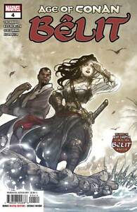 Age-of-Conan-Belit-4-Female-Barbarian-Marvel-Comic-1st-Print-2019-unread-NM