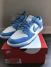 Size 13 - Nike Dunk Low University Blue - DD1391-102