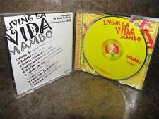 NEW! 1999 LIVING LA VIDA MAMBO Vol 1 CD w/ MAMBO #5 _Livin' La Vida Loca_CUBA