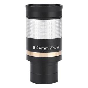 Datyson-Metal-1-25-034-8-24mm-Zoom-Eyepiece-Multi-Coated-Optic-Lens-for-Telescope-S