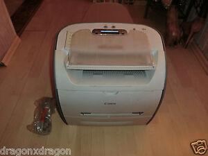 Canon-i-SENSYS-FAX-L390-Laserdrucker-Laserfax-sehr-gepflegt-2J-Garantie