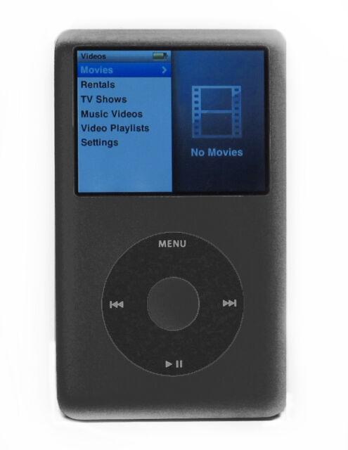 Apple Ipod Classic 6th Generation Black 80 Gb For Sale Online Ebay