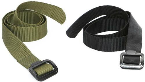 Unisex Tactical Belt Emergency Rescue Rigger Military Durability Nylon 3.8cm//4cm