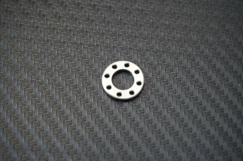 M8 Titanium Drilled Washer