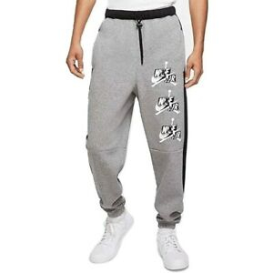 Traje De Nike Jordan Nino Pantalones Salto 957529 Geh Gris Mod 957529 Geh Ebay