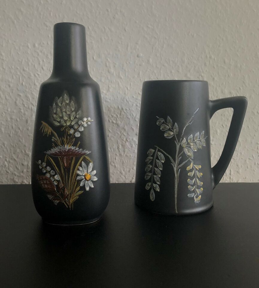 Keramik, Vase, Ravnild