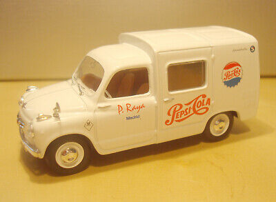 SEAT FIAT 600 FORMICHETTA DELIVERY VAN 1//43RD SCALE CLASSIC MODEL MINT 500 ^**^