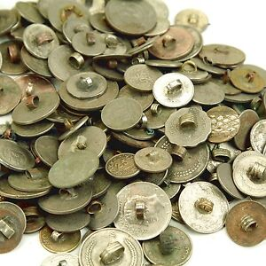100 Mixed World COINS (BACK loops) Belly Dance Tribal Areas
