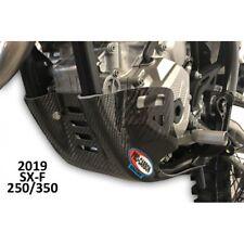 KTM SXF 250 350 2019 PRO CARBON RACING  BASHPLATE SUMPGUARD