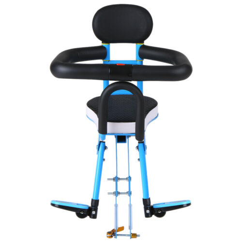 Child Bicycle Seat Kids Carrier Children Safety Bike Front Saddle Cushion C4W0