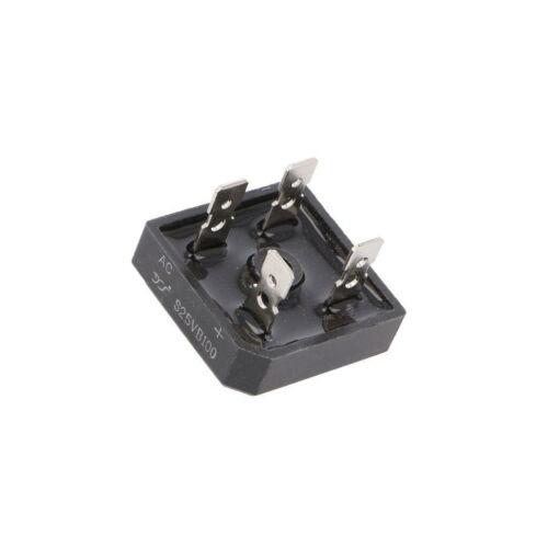 1kV If Einphasen Brückengleichrichter Urmax 25A  Ifsm 400A S25VB100 Einphasen