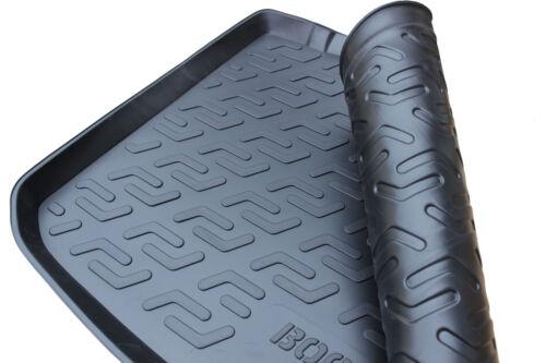PREMIUM Antirutsch Gummi-Kofferraumwanne für SEAT LEON Kombi ab 2013