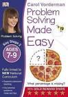 Problem Solving Made Easy KS2 Ages 7-9 by Carol Vorderman (Paperback, 2016)