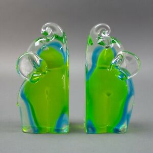 Show off Archimede Seguso Vintage Murano Italy Sommerso Glass ...