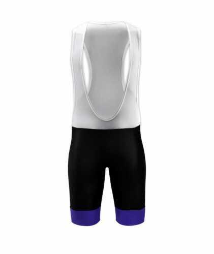 Deckra Mens Cycling Bib Shorts High Quality Padded Bicycle Team Racing Shorts