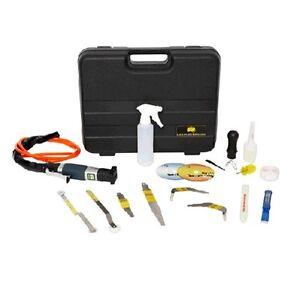 Pump Wedge Kit >> Equalizer Windshield Removal BTB Starter Kit in Plastic Tool Box - WKSTRBX | eBay