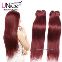 99j Fashion 7a Indian Straight Human Hair 3 Bundles/300g Hair Extensions 826