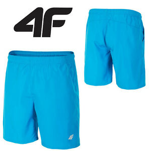 6eb85f2abcf45 NEW 4F-MENS FOOTBALL SWIM TRAINING SHORTS RUNNING JOGGING SPORT GYM ...