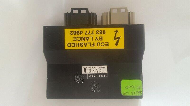 Suzuki Gsxr1000 Gsxr 1000 47H 13-16 flashed ecu ecm cdi no immobiliser no coded key required