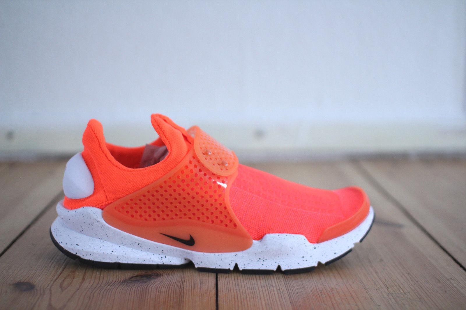 Nike Sock Dart SE Orange Oreo Gr. 40,41,44,46 NEU & OVP