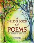 A Child's Book of Poems: All Through the Year by Gomer Press (Hardback, 2010)
