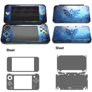 new 3ds Xl Pokemon #2 Ho-oh Vinyl Skin Sticker Decal Cover Great Varieties Video Games & Consoles Faceplates, Decals & Stickers
