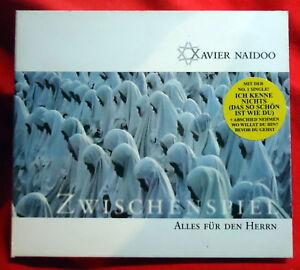 Zwischenspiel-Alles-Fuer-Den-Herrn-von-Xavier-Naidoo-2CD-Digipack-2002