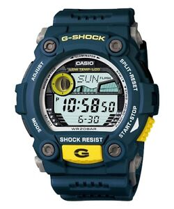 Casio-G-Shock-Digital-Mens-Blue-Moon-Tide-Graph-Watch-G-7900-2-G-7900-2DR