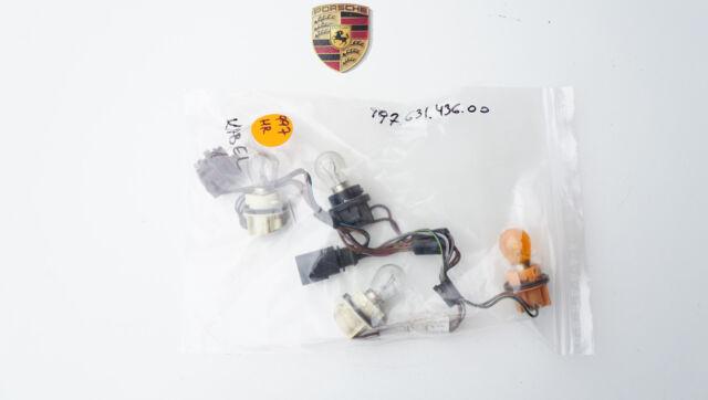Porsche 911 997 Wiring Harness Rear Light Rear H=L 99763143600 hr1