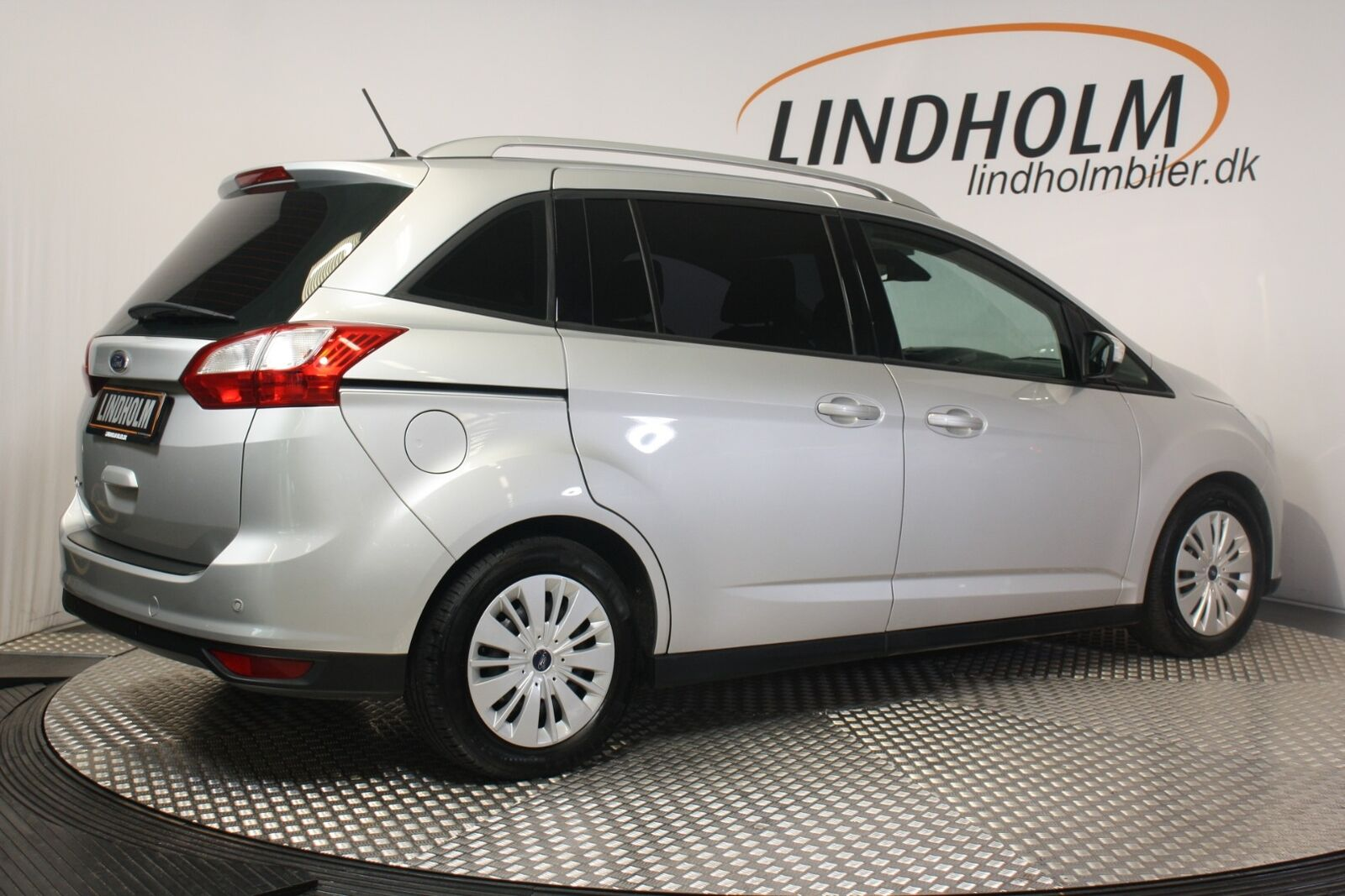 Ford Grand C-MAX TDCi 120 Cool & Connect aut.