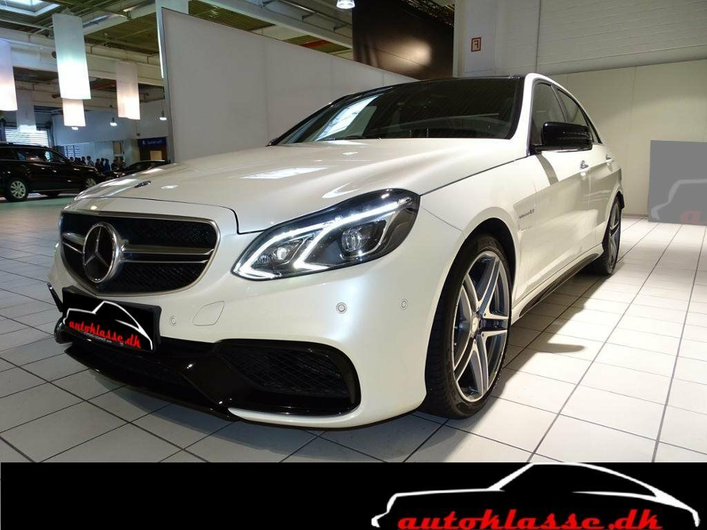 Mercedes E63 5,5 AMG aut. 4-M 4d