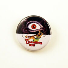The Crawling Eye - 1 1/4 inch pinback button classic horror sci-fi MST3K monster