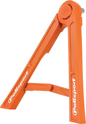 Polisport Motocross Triangle TRIPOD Bike STAND Folds Up Fits In Backpack