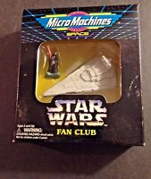 Star Wars Fan Club Special Limited Edition #13578 Micro Machines Space