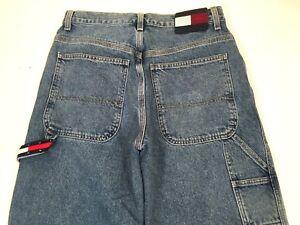 cc30ffda4 VTG 90's Men's Tommy Hilfiger Carpenter Jeans Tag 30x29 Vintage ...