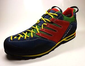 AKU-Falda-II-GTX-Approach-Zapatos-de-escalada-multicolor-Zapatos-de-senderismo