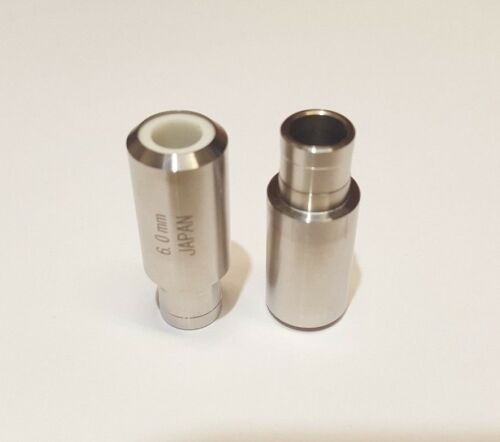 EDM Ceramic Electrode Guide 6.00 mm 0.236 INCH